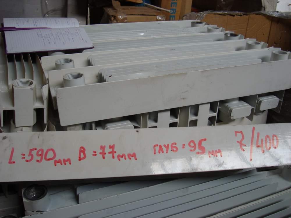 Секция батареи отопления Biasi