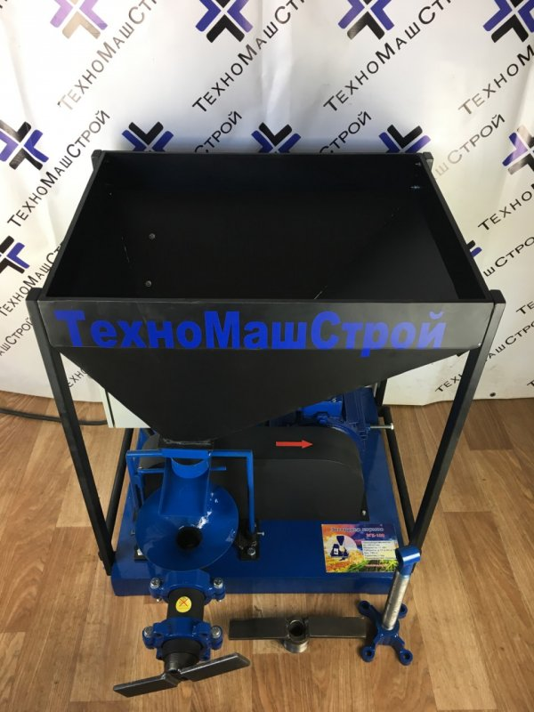 Экструдер зерновой ЭГК-150