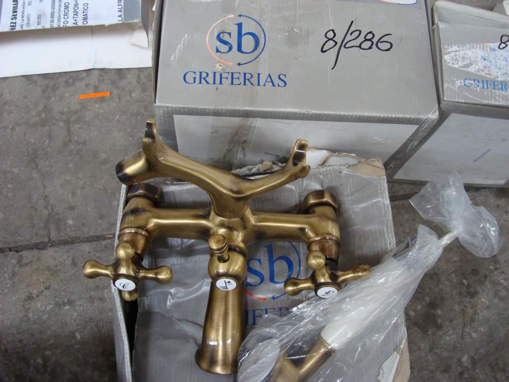 Смеситель для умывальника SB Griferias