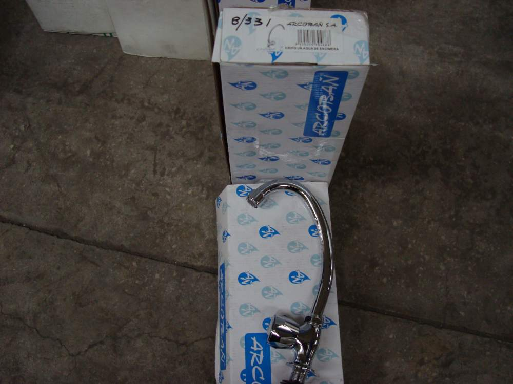Кран для воды Temporizado De Lavabo