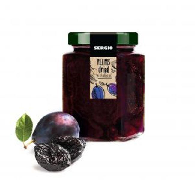 Купить Слива в оливковом масле,165 г