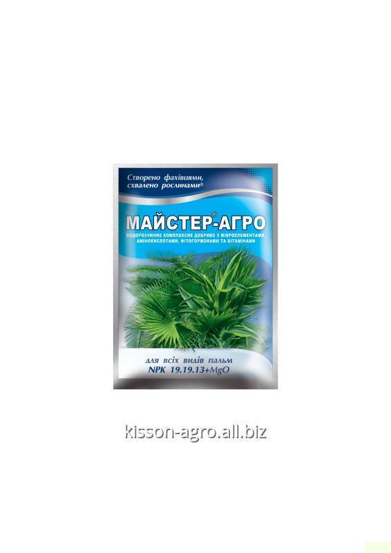 МАЙСТЕР® - АГРО для пальм; Комплексное минеральное удобрение.