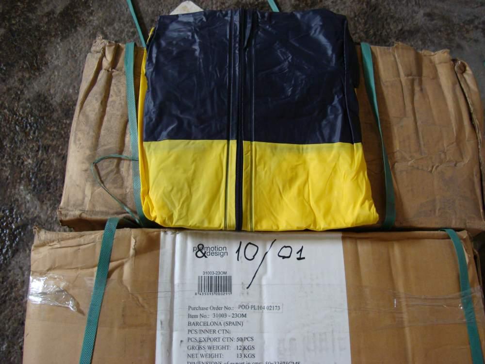 Ветровка-дождевик с капюшоном Promotion& Design