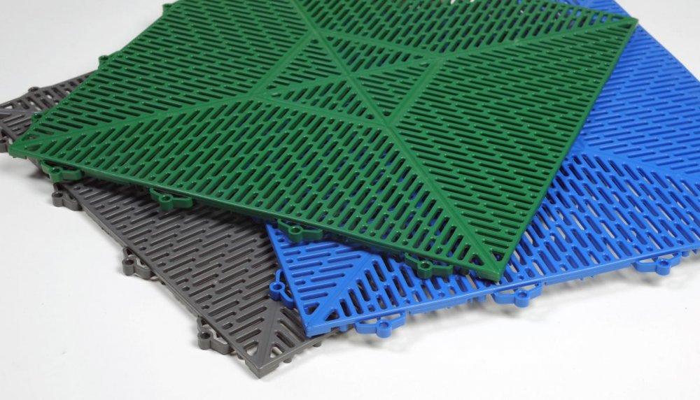 Купить Модульное пластиковое покрытие
