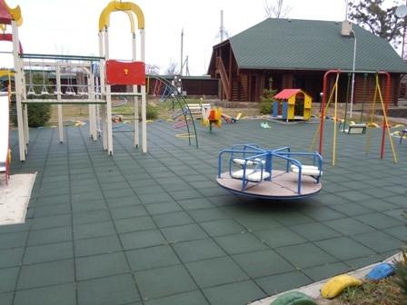 Купить Покрытие для детских площадок