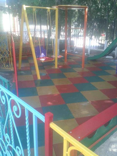 Купить Настил для детских площадок
