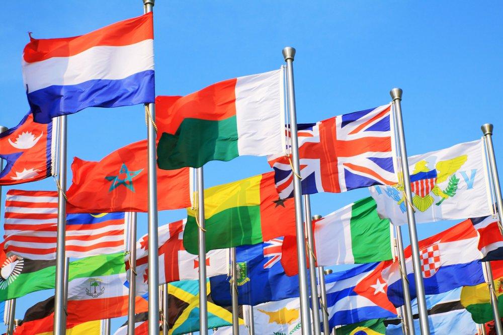 Купить Флаги