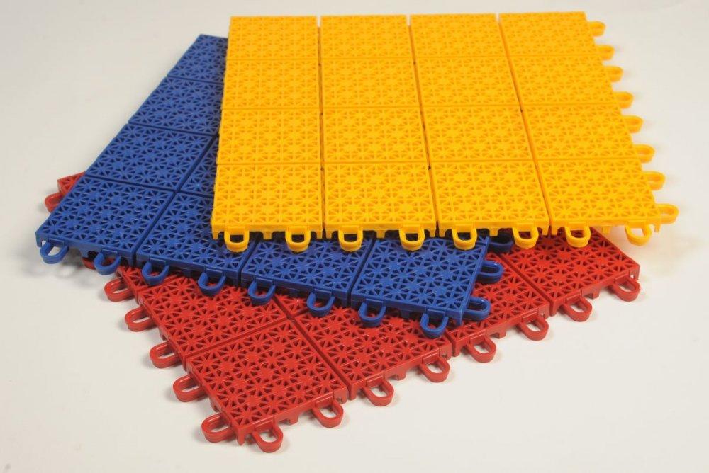 Купить Спортивное модульное пластиковое покрытие