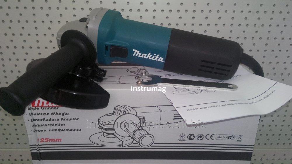 Купить Угловая шлифовальная машина (болгарка) Makita 9558 HN Польша копия
