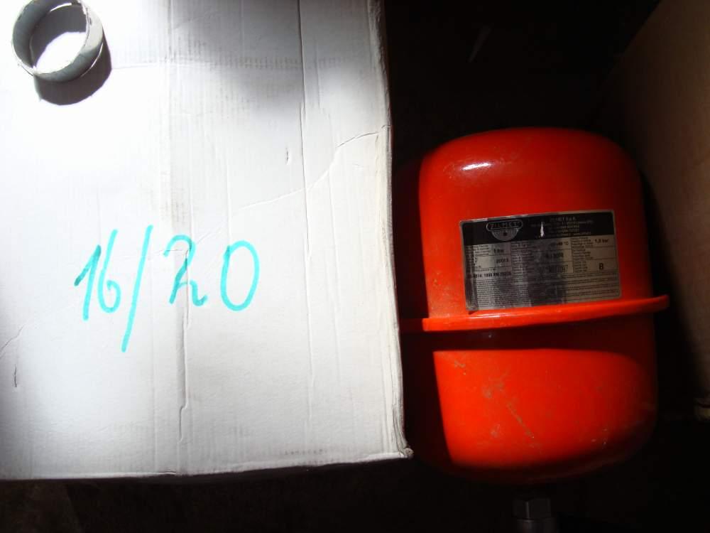 Гидроаккумулятор системы отопления Zilmet