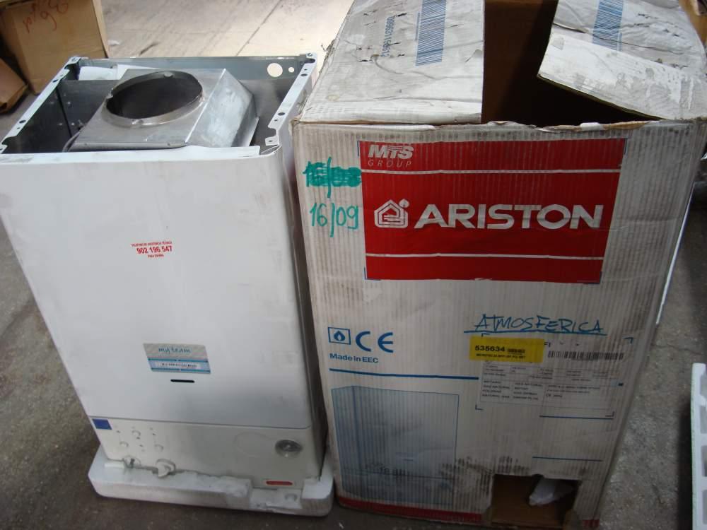 Котел газовый Ariston