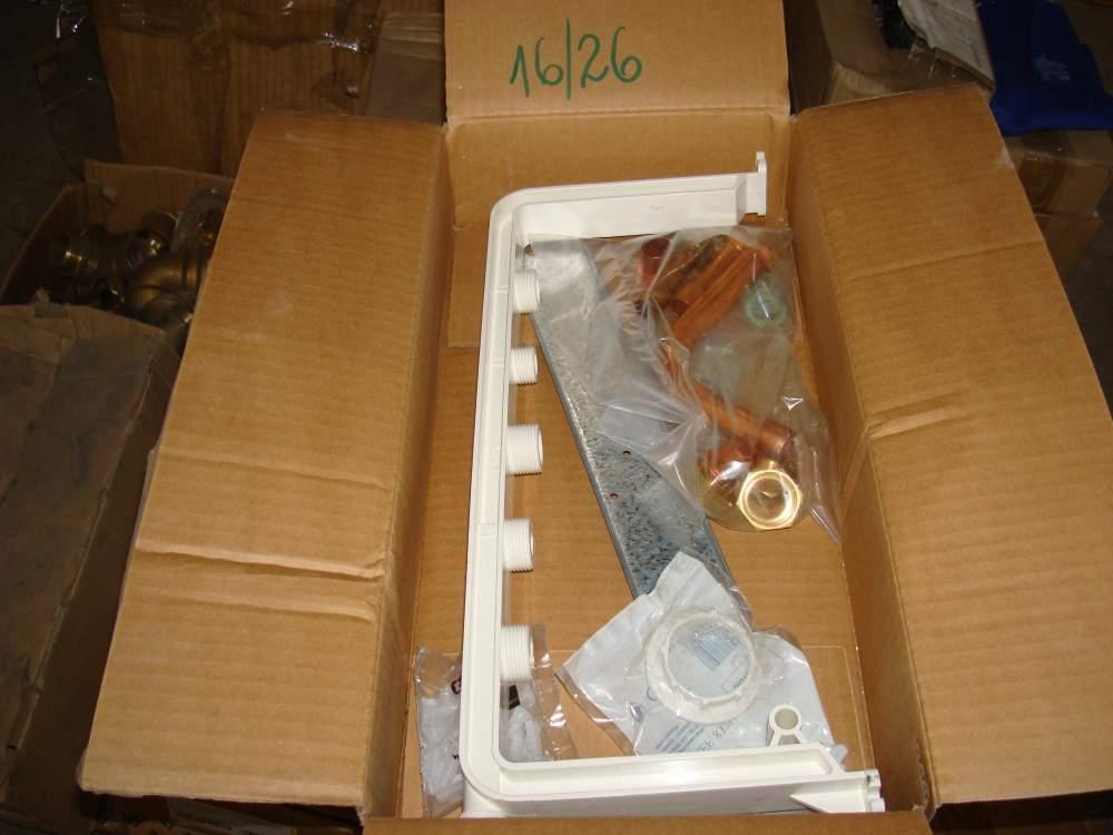 Монтажная рамка под отопление для воды Roca