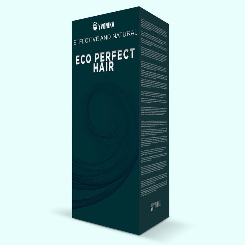 Капли Eco Perfect Hair Эко Перфект Хэир для красоты волос