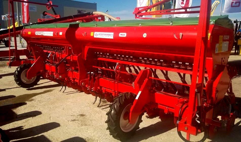 Сеялка зерновая MEGA 500 Maschio Gaspardo