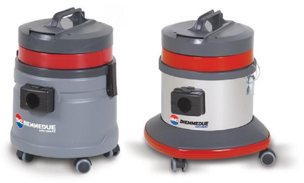 Профессиональный пылесос для сухой уборки  Biemmedue SM&SP DRY (25л/30л)