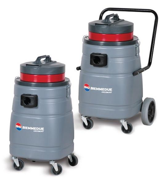 Профессиональный пылесос для сухой и влажной уборки  Biemmedue SP/SM  (50л/65л)