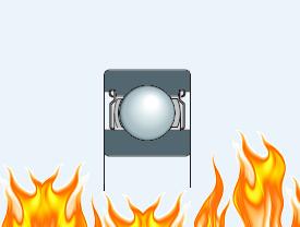Подшипник для высоких температур