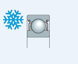 Подшипник для низких температур