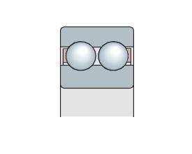 Подшипник шариковый радиальный двухрядный