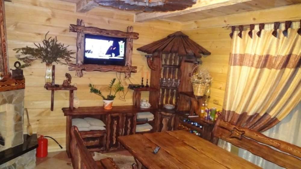 Купить Оригинальная деревянная мебель