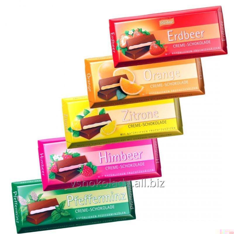 Шоколад Bohme - Peppermint cream chocolate купить в Киеве 53919644f4e