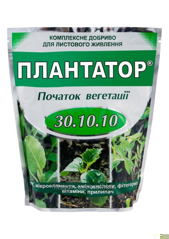 Купить Комплексное минеральное удобрение Плантатор® 30.10.10.