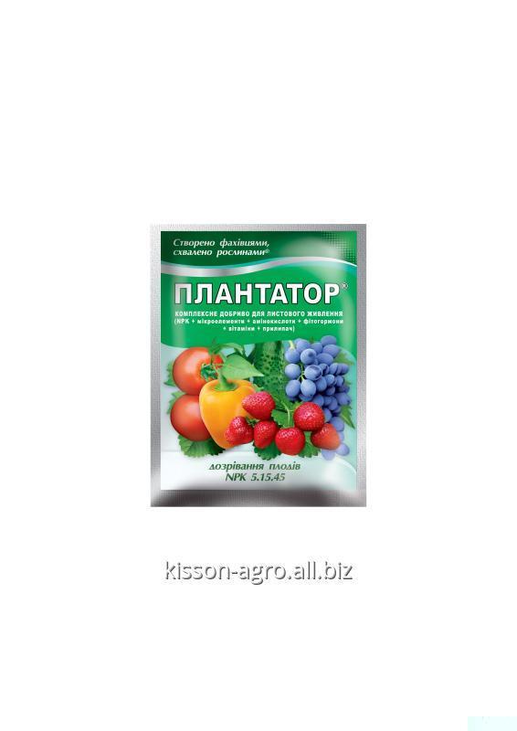 Комплексное минеральное удобрение ПЛАНТАТОР® 5.15.45.