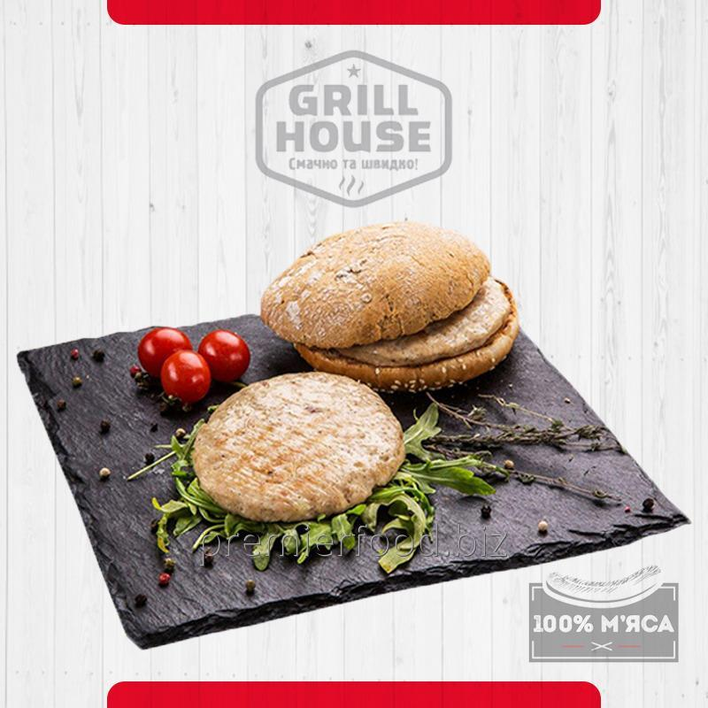 "Cutlets for burgers chicken ""Delicious"" the premium"