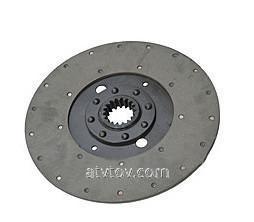 Диск сцепления 150.21.024-2 фередо СМД-60  Т-150
