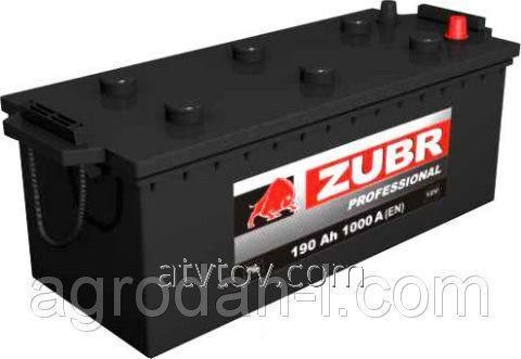 6СТ-66 ZUBR Ultra (L+)