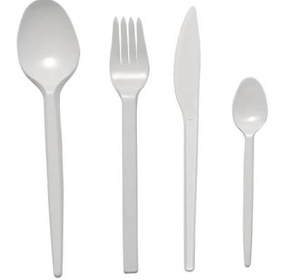 Buy Wholesale of disposable tableware: forks, glasses, spoons, knives, plates from Dnipropetrovsk
