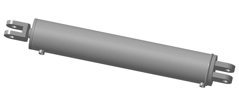 Гидроцилиндр Ц100.40х400-3(4)