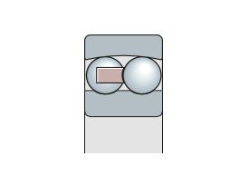 Подшипник шариковый двухрядный сферический
