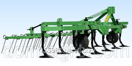 Навесной лущильный агрегат со скребницей Bomet 2.2 метра ширина захвата  U865/6