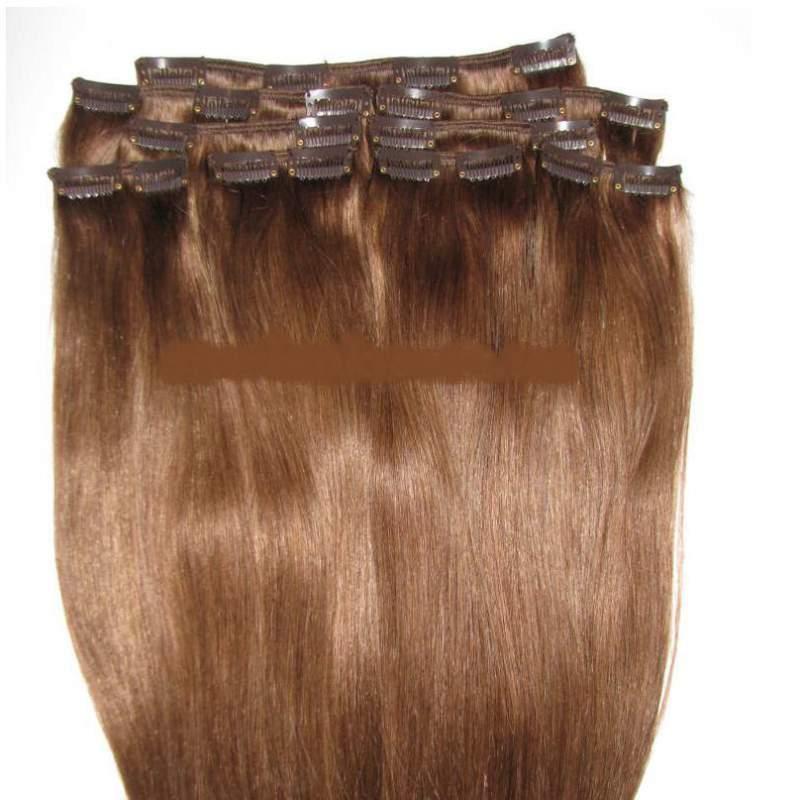 Заказать волосы на заколках натуральные