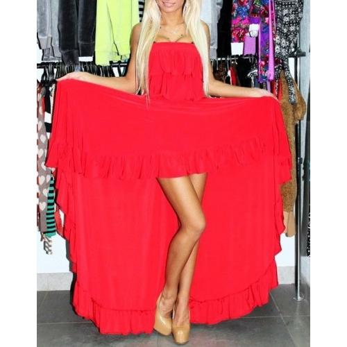 Купить платье, кармена, платье с рюшами, sk house цена 245.00 UAH ...