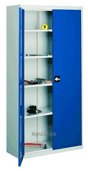Инструментальный металлический шкаф Swm 212