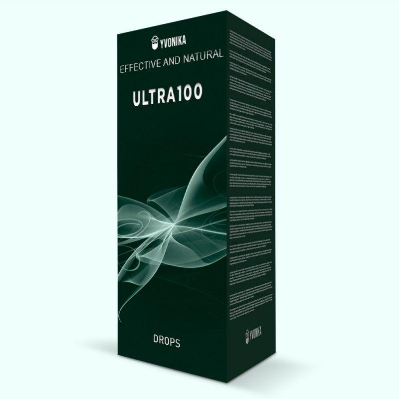 Средство для зрения Ultra100 Ультра Сто