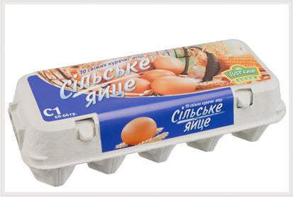 производство упаковки для яиц из картона купить