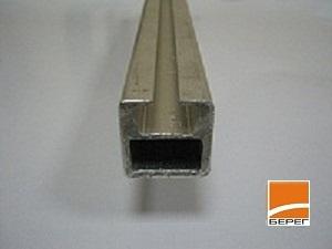 Купить Труба алюминиевая квадратная, профильная АД31Т5 Б.П. 32х1,5