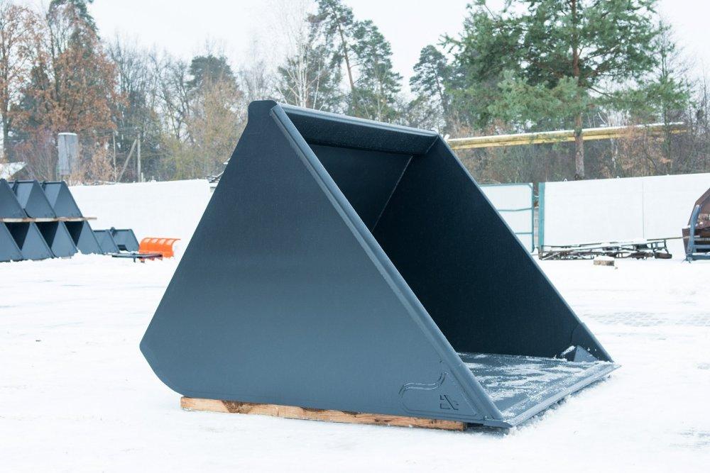 Ковш для телескопического погрузчика JCB 4 м.куб.