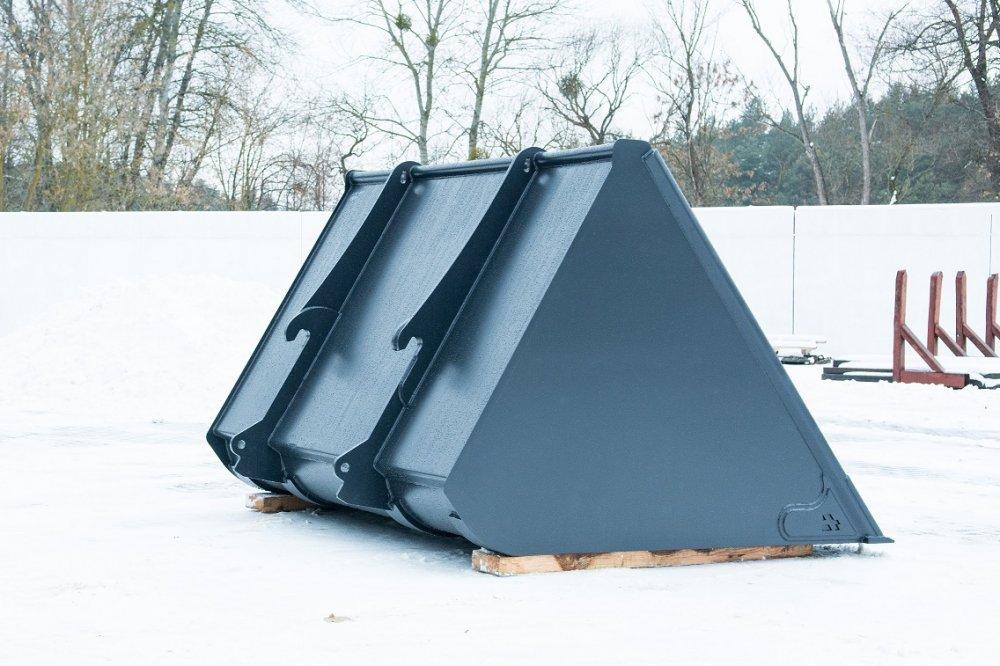 Ковш для телескопического погрузчика Manitou 4 м.куб.