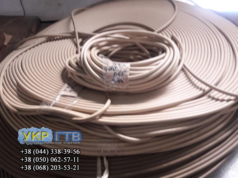 Вакуумный шнур 5 6 8 10 12 15 18 20 25 30 мм ТУ 38.105108-76