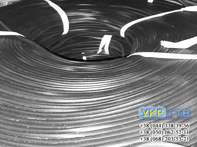Резиновый шнур 3-90 мм   изготовим ГОСТ 6467-79