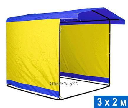 Палатка 3х2 м труба 16 мм