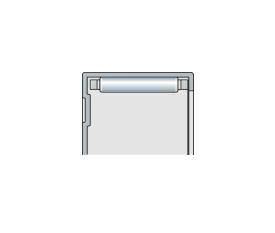 Подшипник игольчатый радиальный со штампованным наружным кольцом и закрытым торцом, метрический