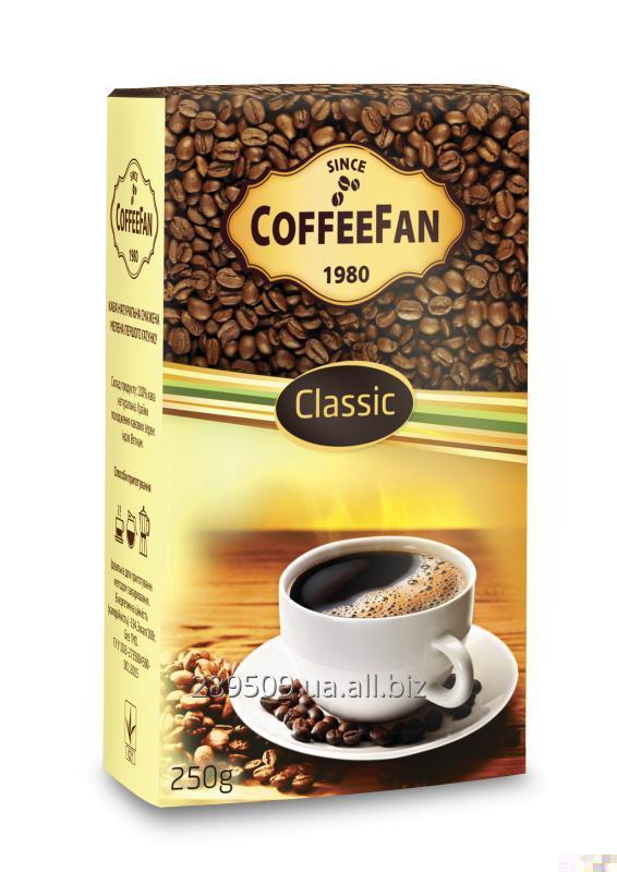"Купить Кофе"" CoffeeFan"" Classic молотый 250гр"