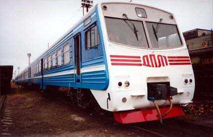 Дизель-поезд ДПЛ-1