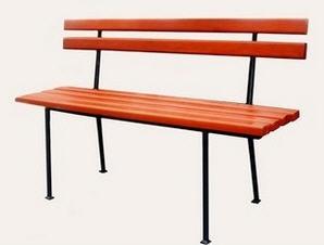 Купить Лавка (скамейка) садовая БРИЗ от производителя из Луганска. Доставка по Украине