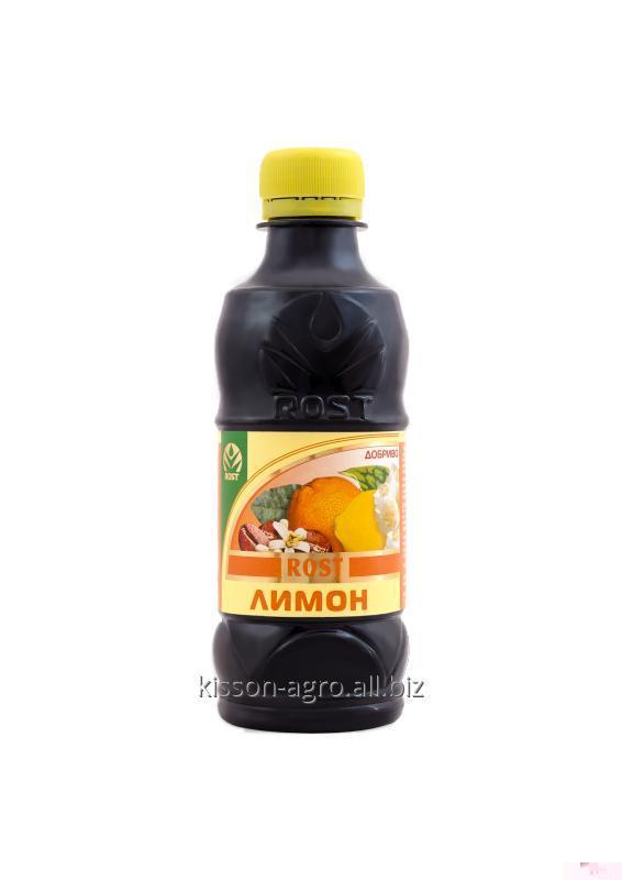 ROST® - Лимон. Комплексное органо-минеральное удобрение.